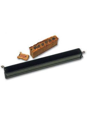 Moule Mini pâté en croûte uni fond Exopan 50cm