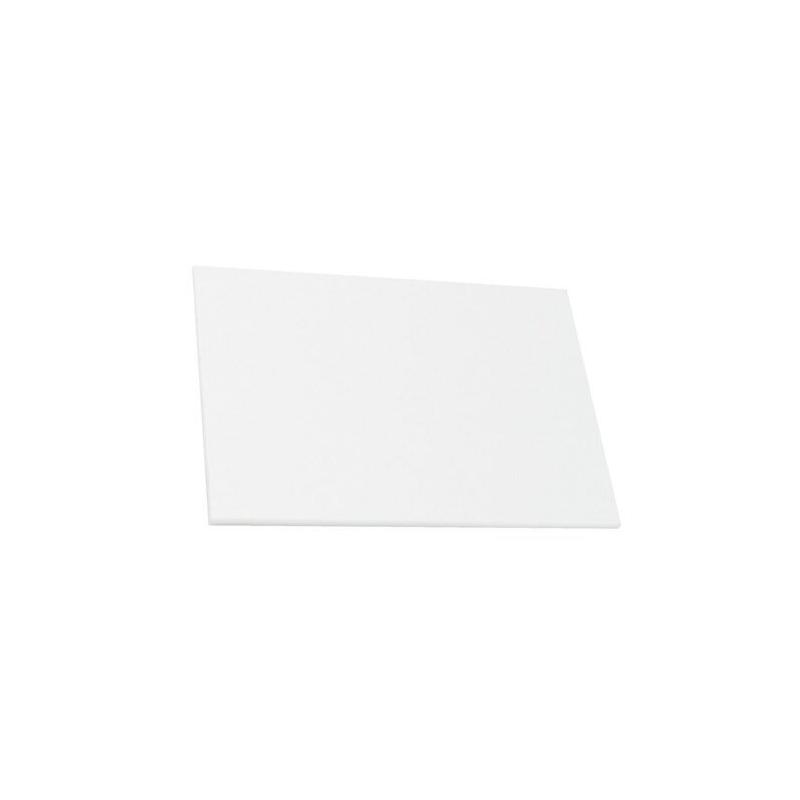 Planche à découper 60 x 40 cm lisse à pieds