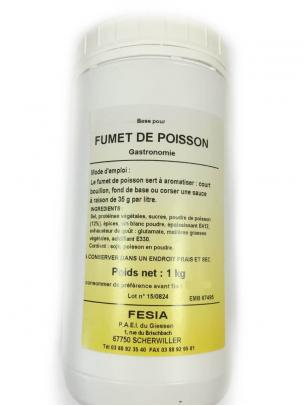 Fumet de Poisson Gastronomie