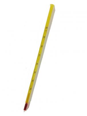 Thermomètre à jambon - sonde en verre +30/+100°C
