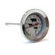 Thermomètre type boussole à cadran 0°C/-120°C